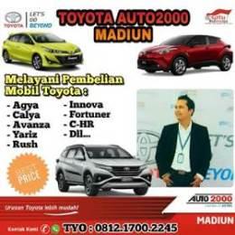 Sales Toyota Madiun