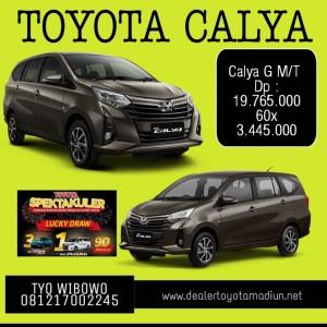 Promo DP Ringan Calya Oktober 2019.Hub : Tyo 081217002245