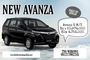 Promo Dp Ringan Avanza Oktober 2019.Hub : TYO 081217002245.