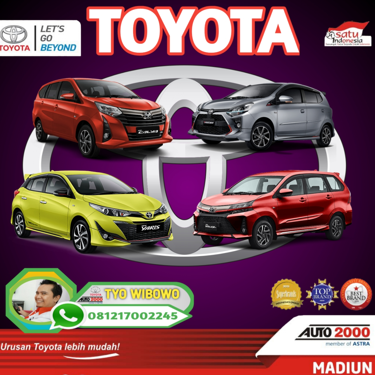 PROMO APRIL LEBARAN 2020 , CALL TYO 081217002245