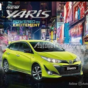 Ready Stock All New Yaris 2018