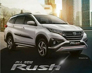 All New Rush Madiun