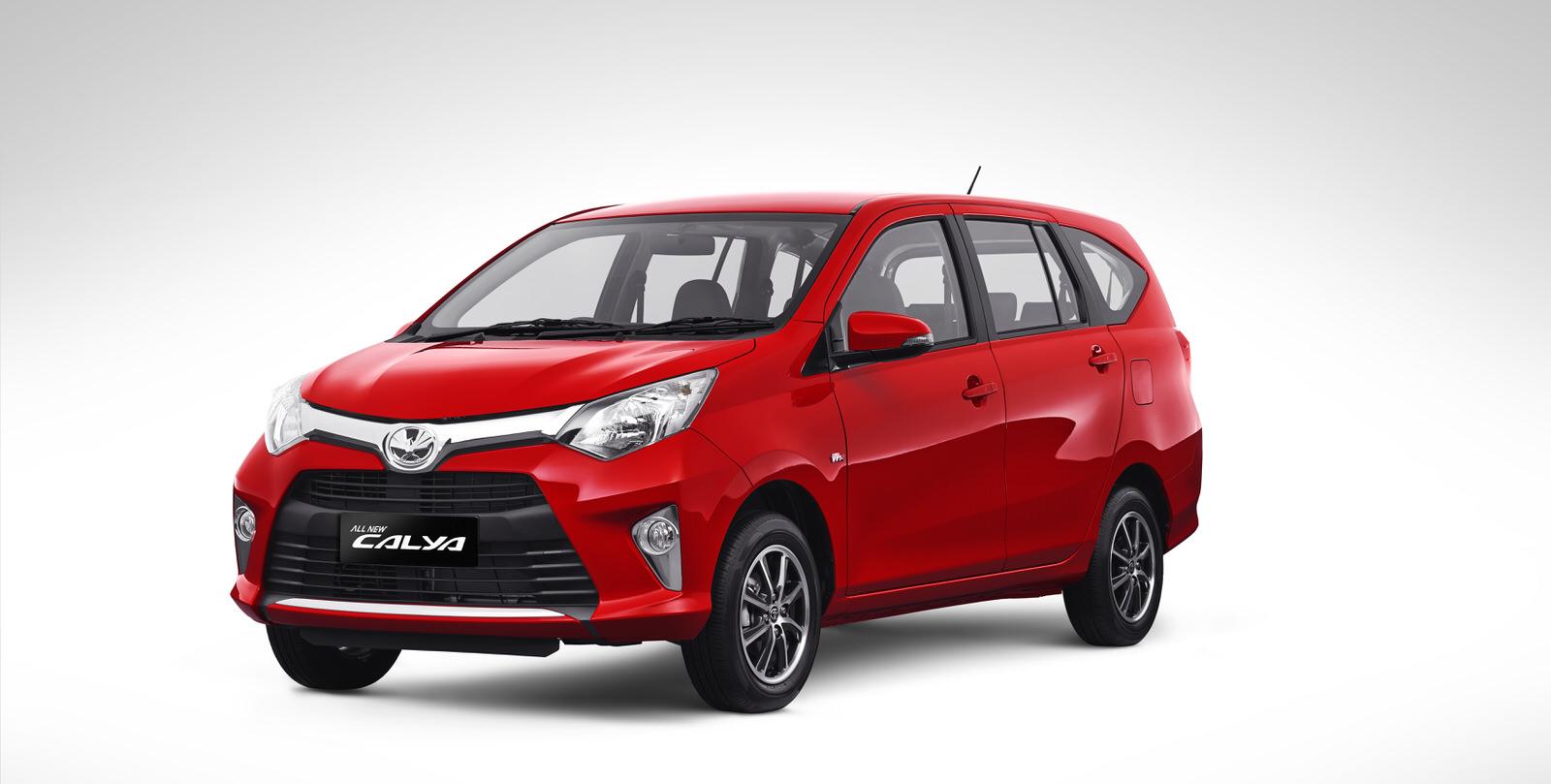 Ini Dia Keunggulan Toyota Calya