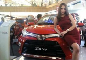 Toyota CALYA Dobel BONUS dan Diskon November 2017